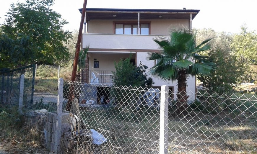 Tirilye'de Satılık Müstakil Ev